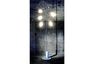 CO - AX lightpoles 3000mm  by  LFF Licht Form Funktion