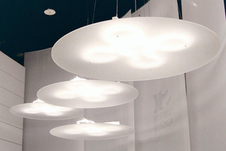 Disk T5-Fc pendant round  by  LFF Licht Form Funktion