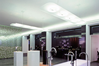 Disk T5-Fc pendant  by  LFF Licht Form Funktion
