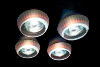 Glaskugelleuchte Marienkirche  von  LFF Licht Form Funktion
