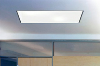 Lichtfeld Einbau  von  LFF Licht Form Funktion