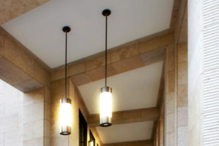 Titoff tower 185 pendant  by  LFF Licht Form Funktion