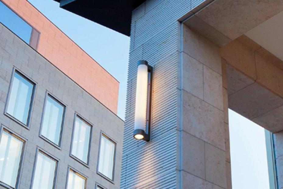 Titoff tower 185 Wandleuchte