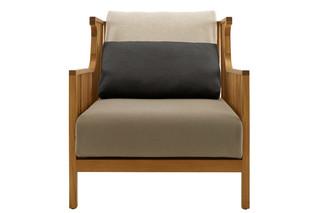 ELIZABETH TECK armchair  by  ligne roset