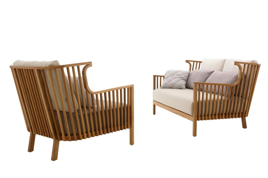 ELIZABETH TECK armchair