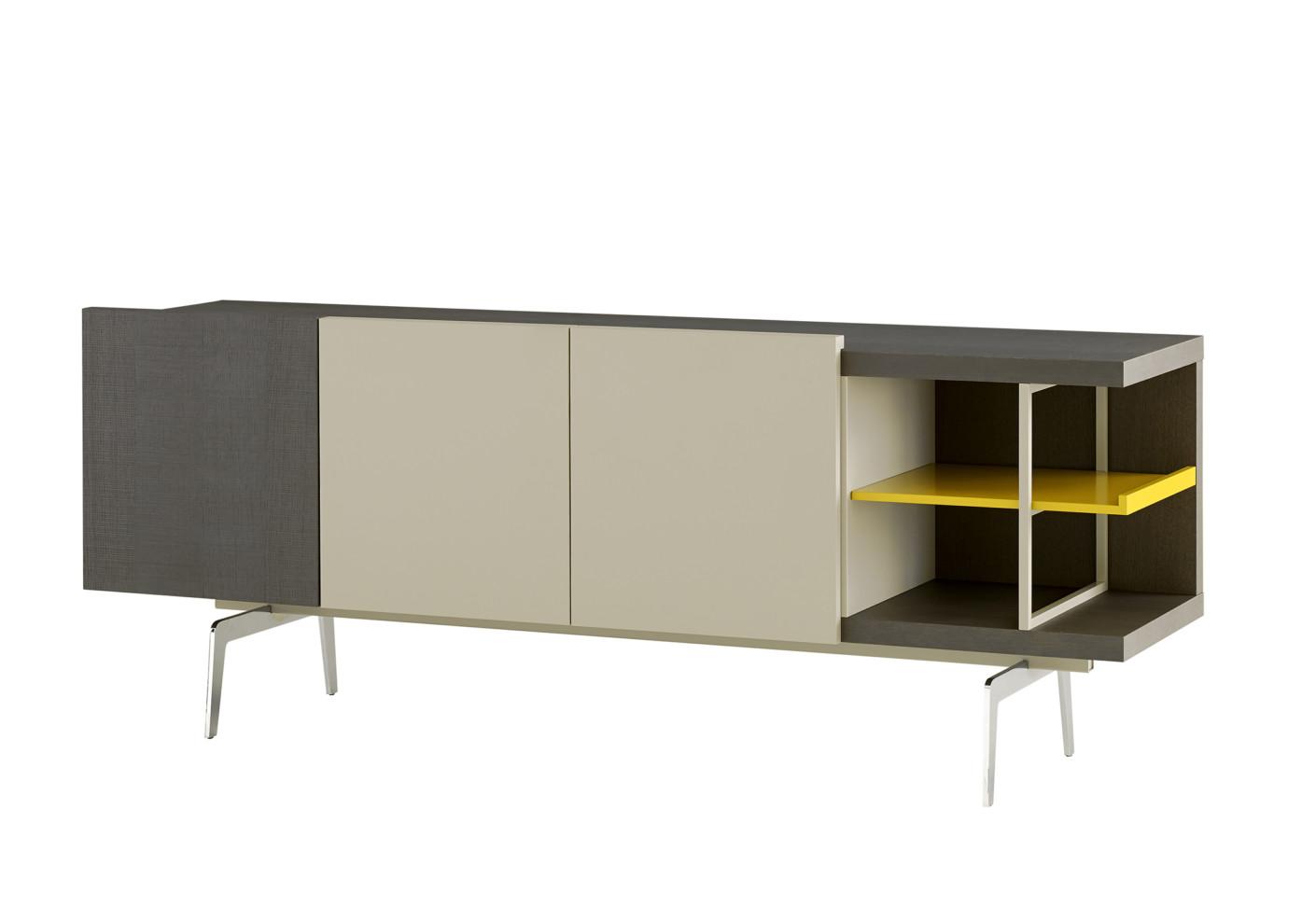 mixte sideboard by ligne roset stylepark. Black Bedroom Furniture Sets. Home Design Ideas