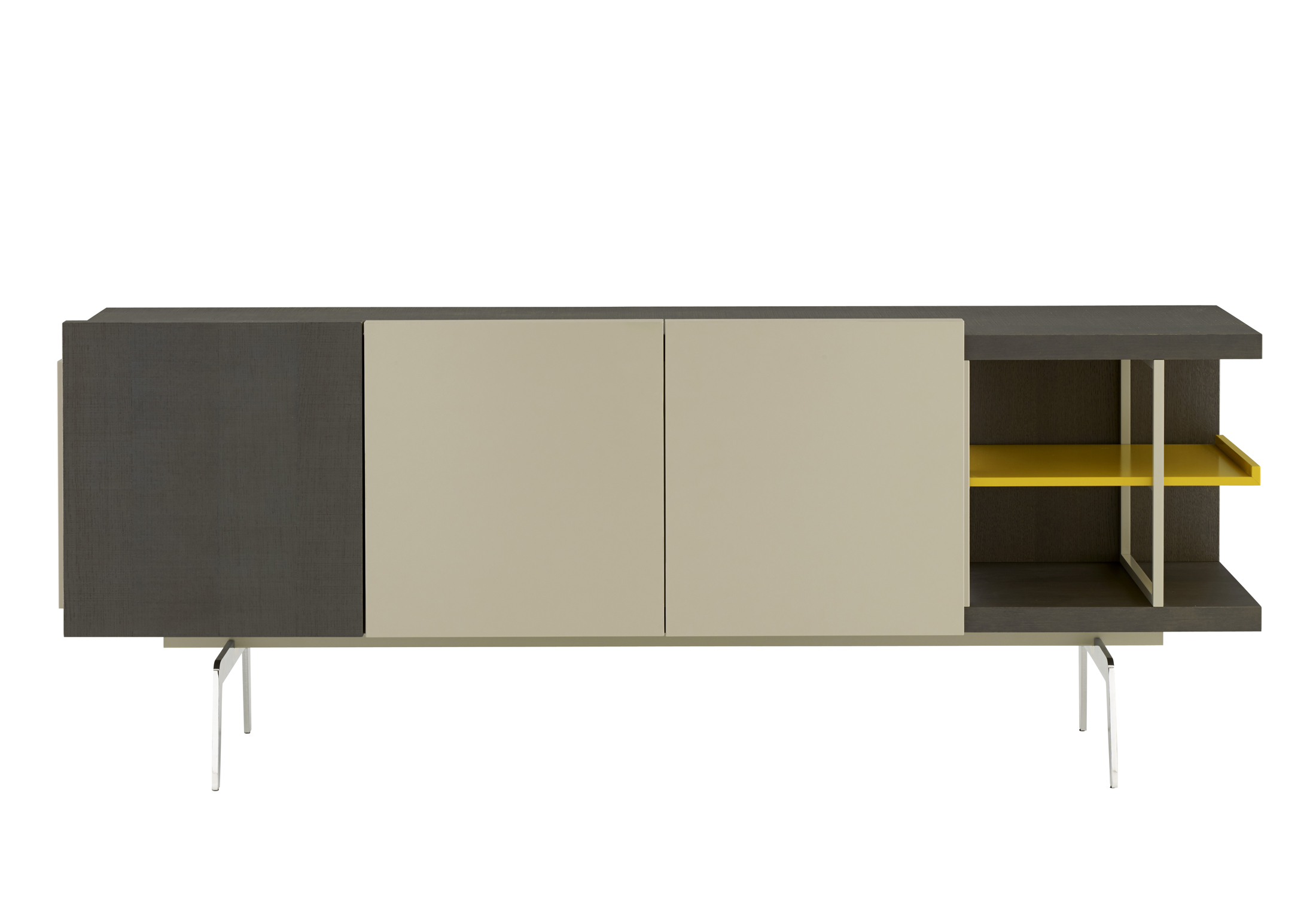 mixte sideboard by ligne roset stylepark. Black Bedroom Furniture Sets. Home Design Ideas