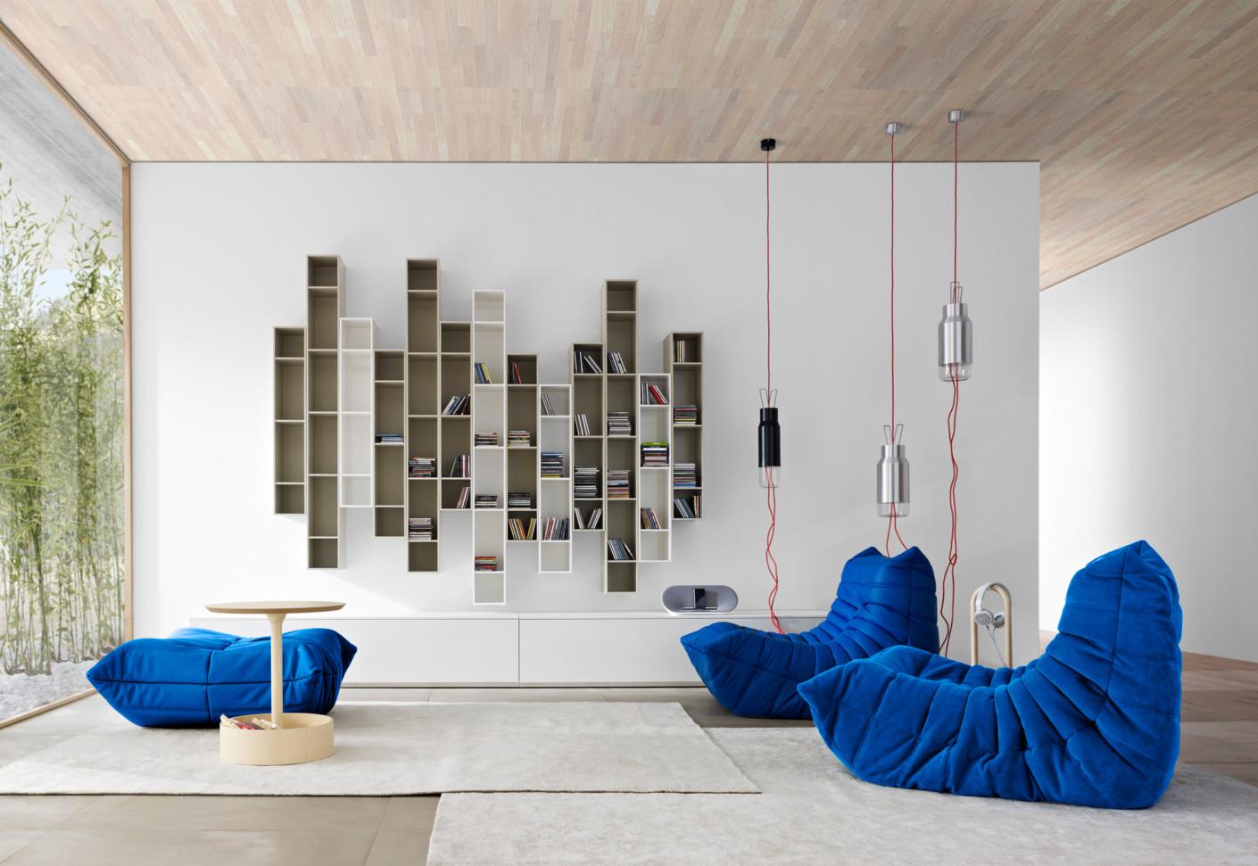 togo stool by ligne roset stylepark. Black Bedroom Furniture Sets. Home Design Ideas