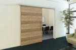 Soundproofing  sliding door T0-1  by  Lindner Group