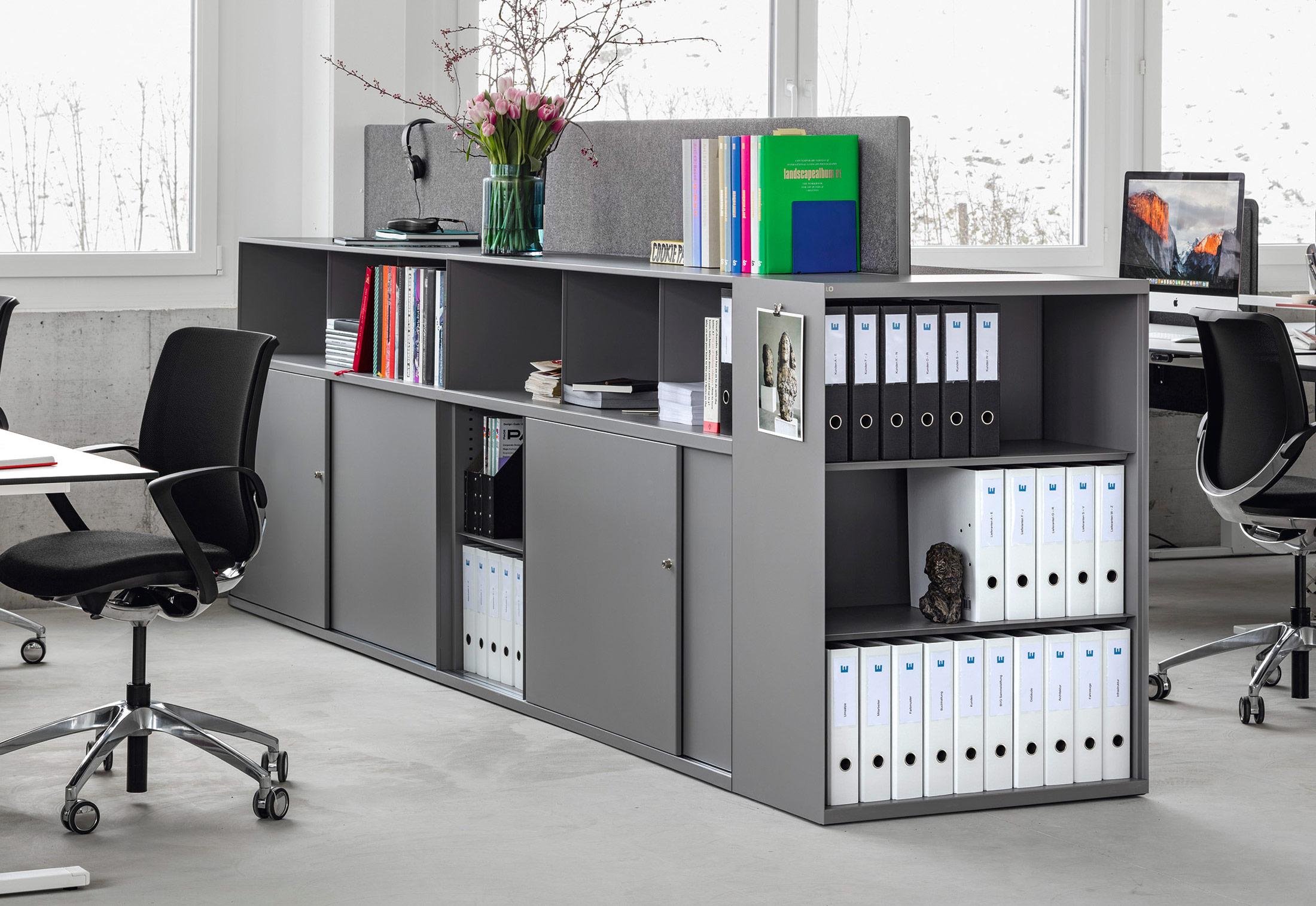 LO One Offener Schrank von Lista Office LO | STYLEPARK