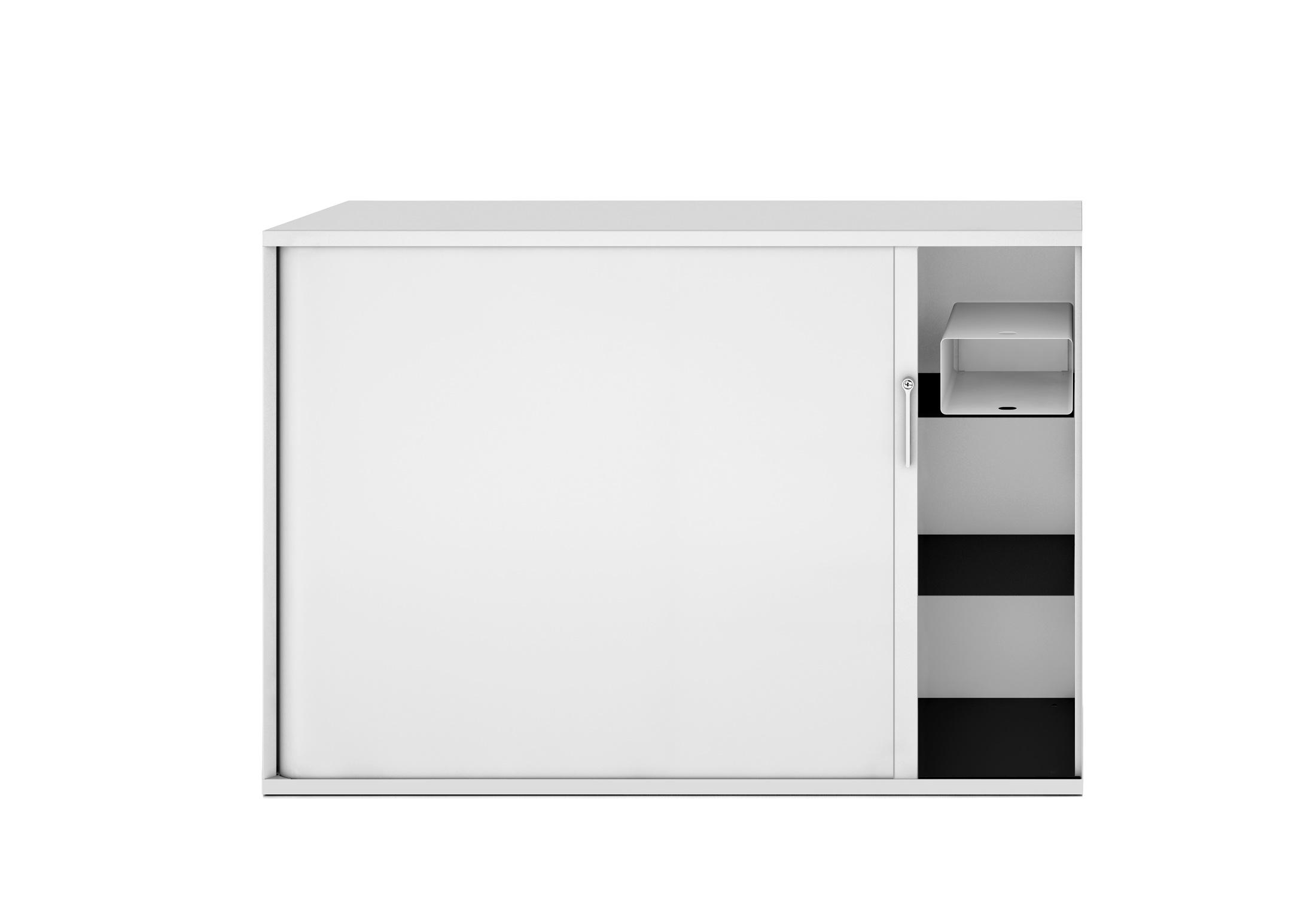 Timber veneer kitchen tambour doors tambortech - One Tambour Doors Storage Units Skin