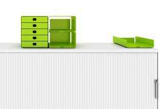 LO One Rollladenschrank  von  Lista Office LO