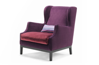 Chauffeuse armchair  by  Living Divani