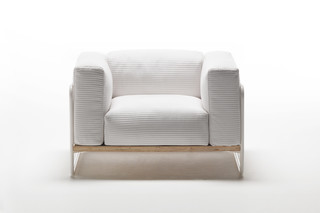 Filo Outdoor armchair  by  Living Divani