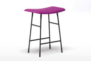 Hinge Bar stool  by  Living Divani