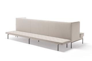Lipp bench  by  Living Divani