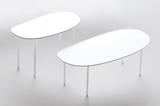 Long Shape Side table  by  Living Divani