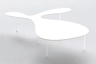 Rabbit Shape Coffee table  by  Living Divani