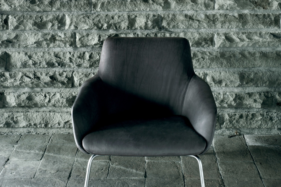 Reader armchair