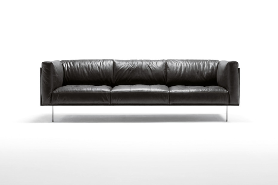 Rod Leather sofa