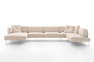 Ros sofa  by  Living Divani