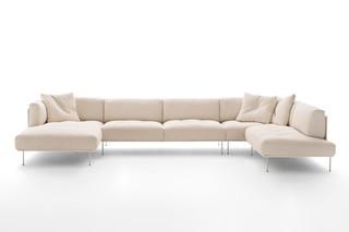 Ros sofa  by  Living Divani