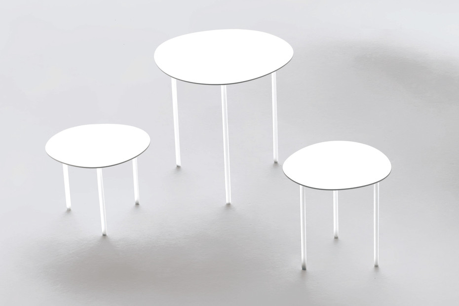 Round Shape Side table