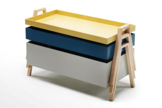 Stack table  by  Living Divani