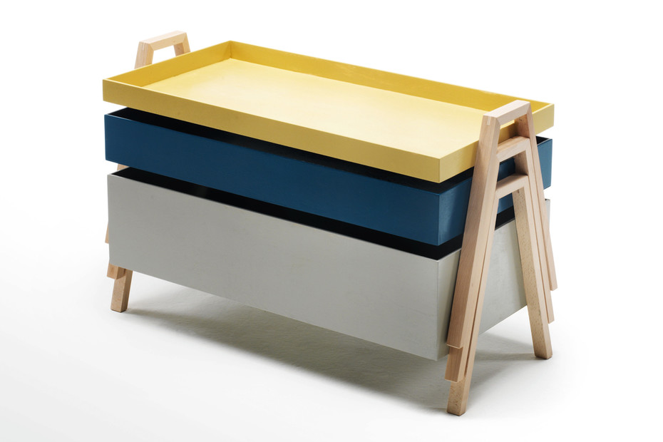 Stack table