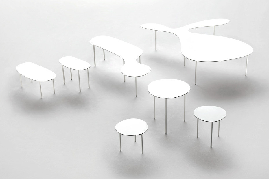 Tortoise Shape coffee table