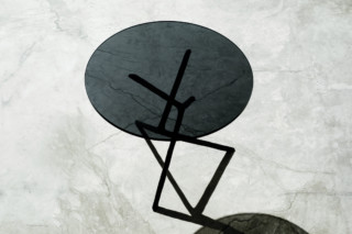 Ying Ying side table  by  Living Divani