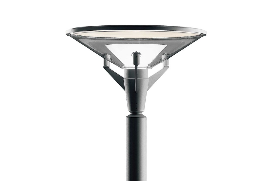 Kipp mast lamp