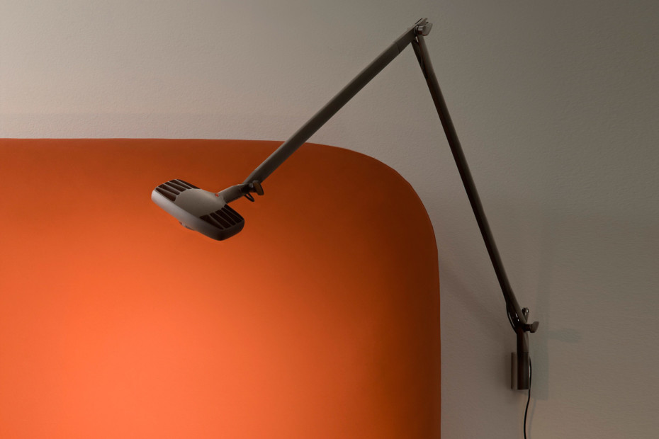 Wall Mounted Inspection Lamp : Otto Watt wall lamp by Luceplan STYLEPARK