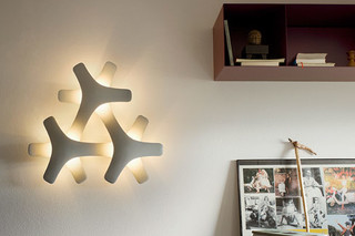 Synapse wall lamp  by  Luceplan