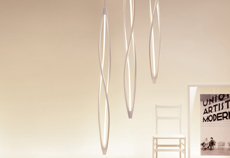 In the wind pendant lamp high