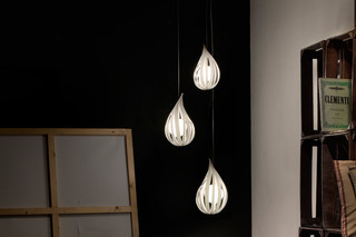 Raindrop Cluster  by  LZF Lamps