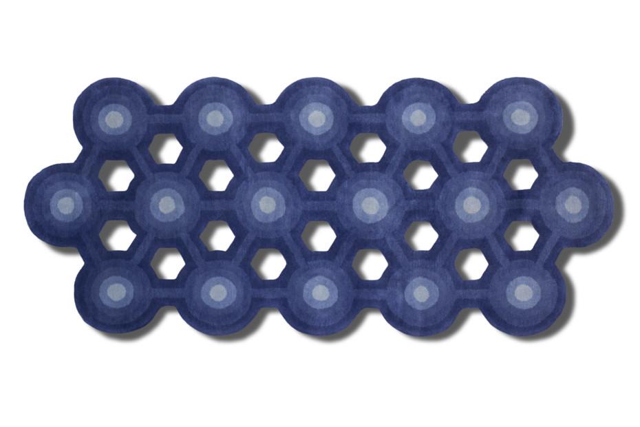 Atom blu