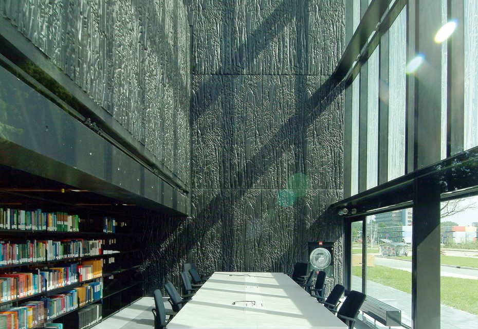 NOEplast university library, Utrecht