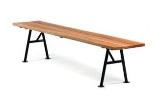 Alnön bench  by  Nola