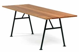 Alnön Table  by  Nola