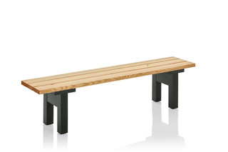 Bakgard bench  by  Nola
