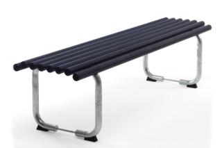 Goal bench  by  Nola