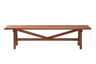 Hjorthagen bench  by  Nola