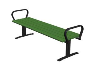 Kalmarsund bench  by  Nola