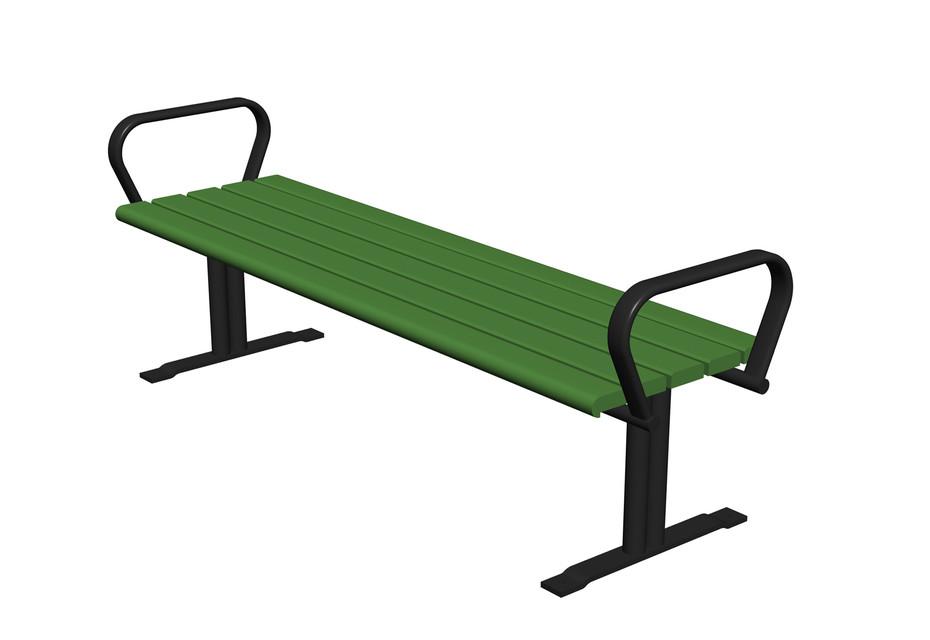 Kalmarsund bench