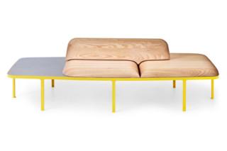 Plymå bench  by  Nola