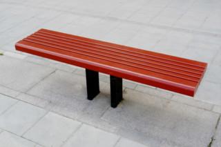 Sakura bench  by  Nola