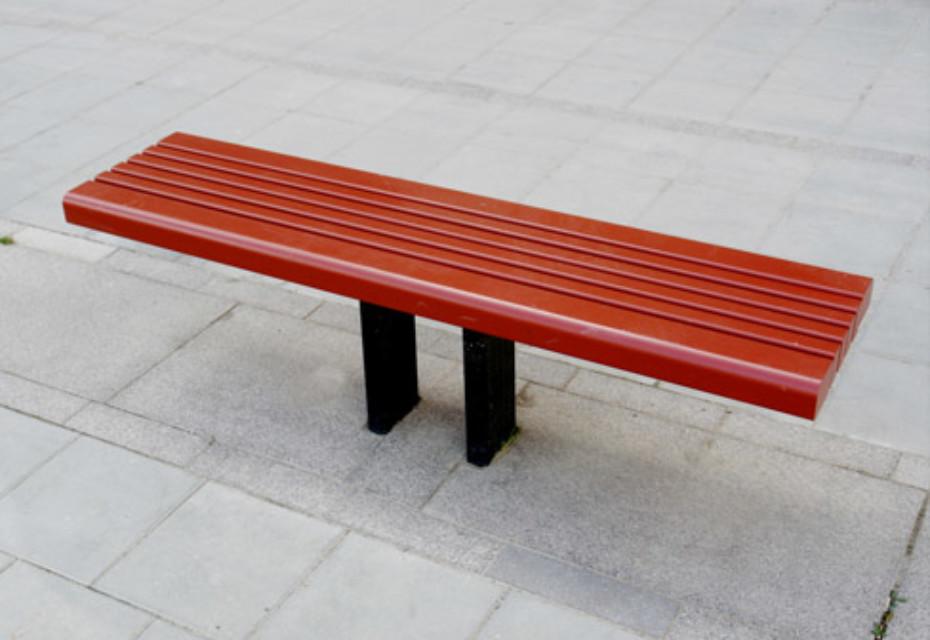Sakura bench