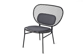 Wimbledon lounge chair  by  Nola