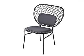 Wimbledon lounge chair  by  Nola